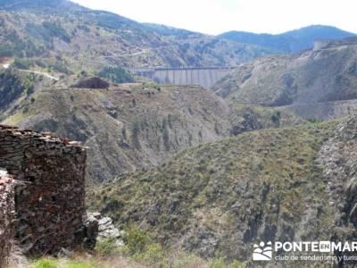 Senda Genaro - GR300 - Embalse de El Atazar - Patones de Abajo _ El Atazar; senderismo por gredos